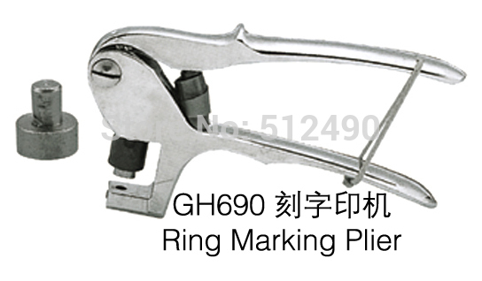 free shipping ring marking plier,jewelry ring letter nipper jewelry making tool mark plier gold silver metal punch stamp cutter zonesun customize jewelry buckle mark stamp tool gold sterling silver ring bracelet earring metal steel punch mold