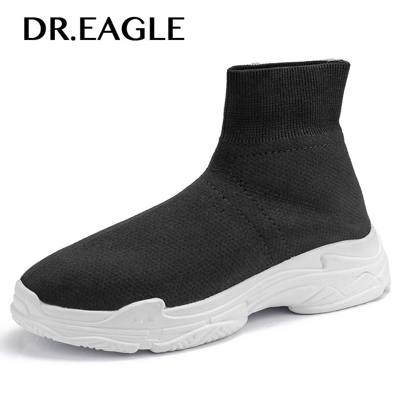 Tleni 2019 New Multicolor Spring Autumn Breathable Sock Sneakers Women Fashion Student Footwears Simple Running Shoes Zd-78 Underwear & Sleepwears