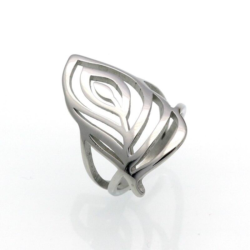 New Women Stainless Steel Ring