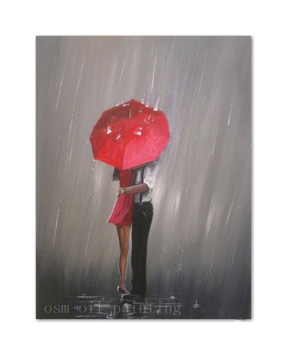 Fine art umbrellas promotion shop for promotional fine art for Painting red umbrella