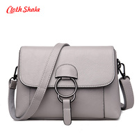 Cloth Shake Summer New Fashion Women Messenger Bags PU Leather Bags Women Handbags High Quality Shoulder
