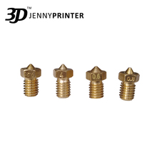 JennyPrinter Hotend Olsson Block Nozzle(Do Not Include the Heater Block) for Ultimaker 2+ UM2+ Extended For 3mm Filament System 3d printer part olsson block nozzle pack complete hotend jennyprinter ultimaker 2 um2 extended 1 75mm fast delivery