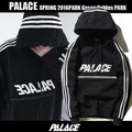 Latest Palace Skateboards Hoodie Men Women Sportwear Brand Clothing Sweatshirts Hip Hop Trasher Kanye West Shark Suprem Hoodies