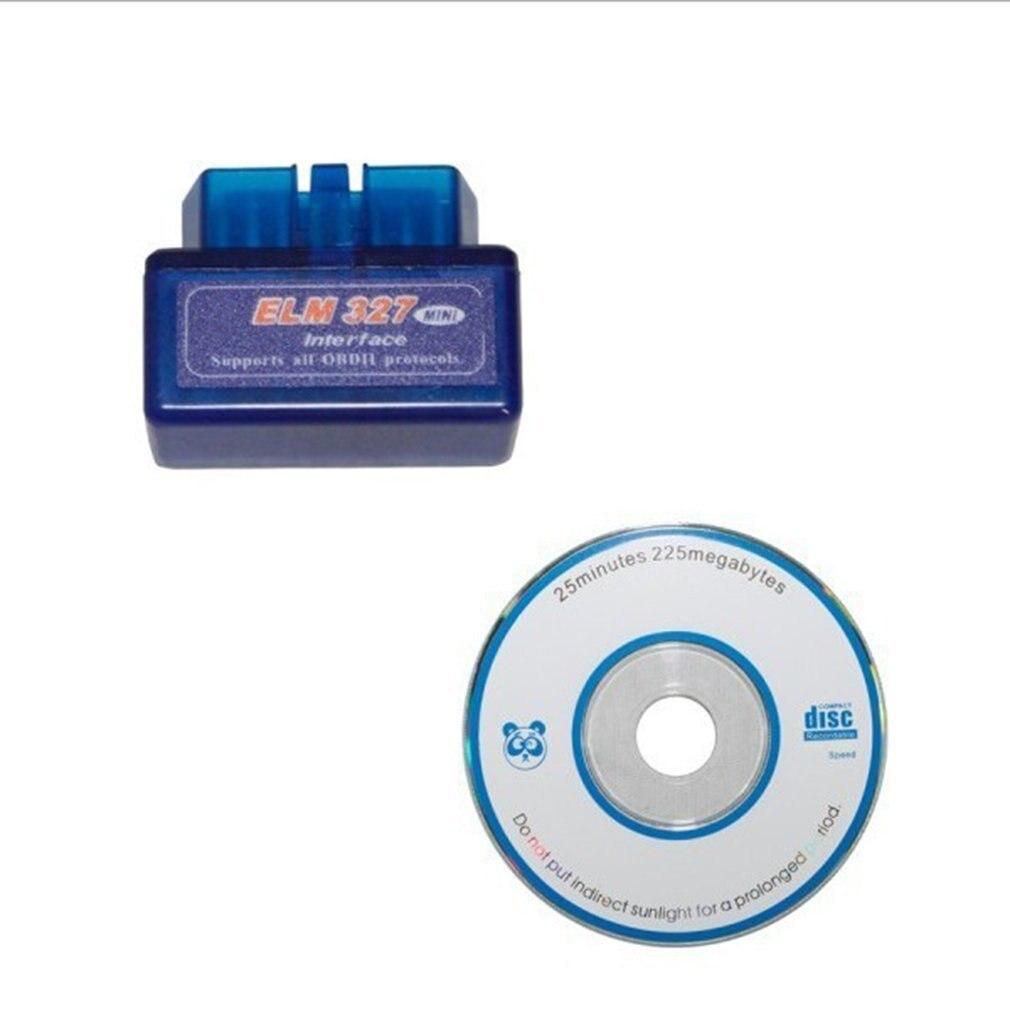 Super Mini ELM327 V2.1 Interface Code Reader OBD2 Car Diagnostic Tool ELM 327 Scanner For All OBDII