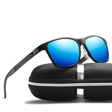 New Men Sunglasses Man Eyes Glasses Fashionable Male Polarized Luxury Brand Mens Sports Rays Sun