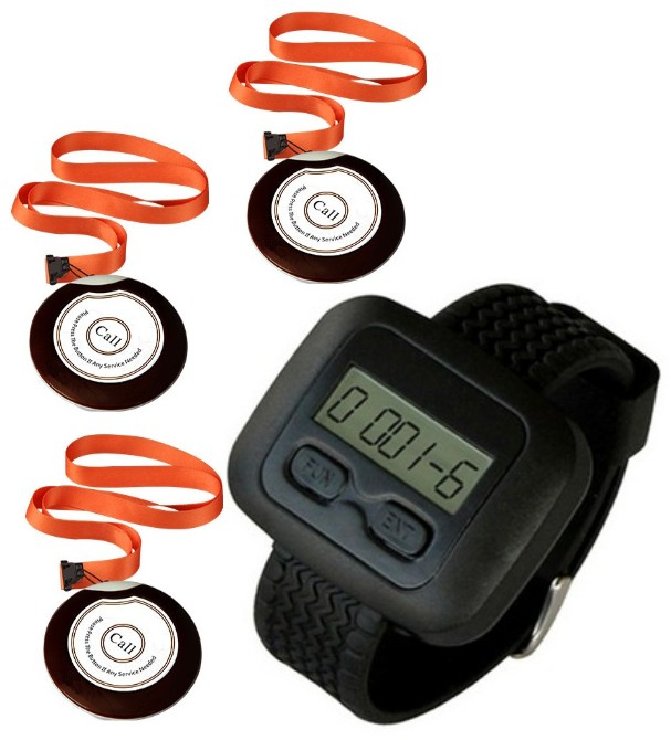 Free shiping! Watch pager, nurse call system, wrist watch, necklace call button, patient or elder wireless service call, cheapFree shiping! Watch pager, nurse call system, wrist watch, necklace call button, patient or elder wireless service call, cheap