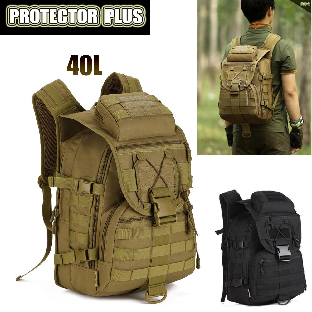 Outdoor 40L Wwaterproof Nylon 900D 3D Ttactical Backpack X7 Swordfish Military Emergency Tactical Bag