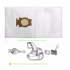Image 2 - Best Sell 10Pcs Dust Bag Vacuum Cleaner Part for Kirby Sentria 204808/204811 Universal F/T Series G10