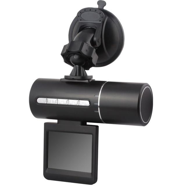 "Full HD Car DVR Novatek DVR011N2 NT96220+OV9712 Vehicle Camera Video Recorder Dash Cam 2.0"" Inch Car-Detector Dashcam"