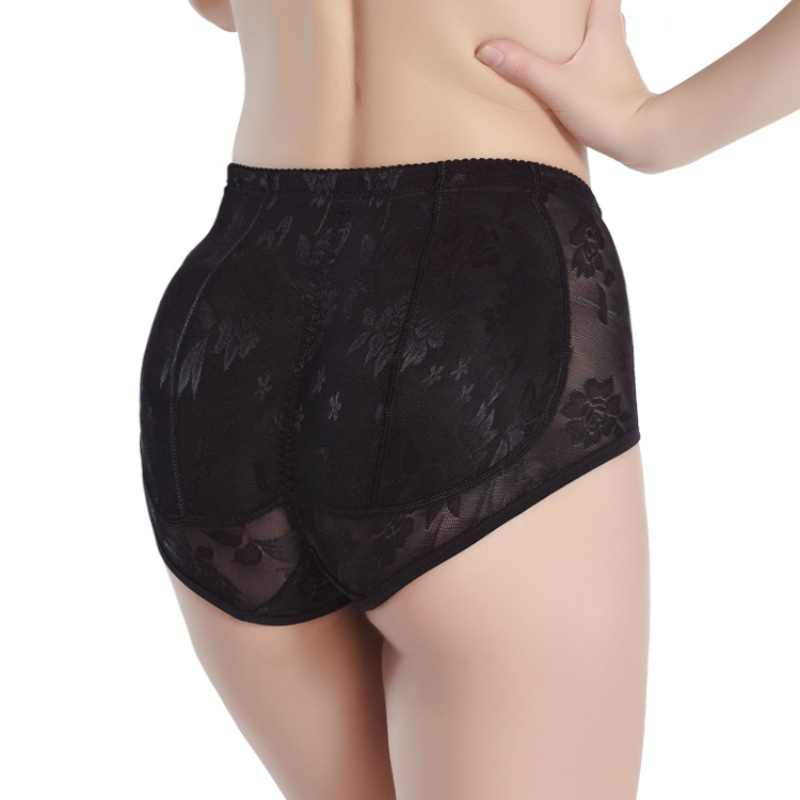 b8c0ff5f2e5 Top sale Silicone Padded Panties Shapewear Women Bum Butt Hip Lift  Enhancing Underwear Knicker