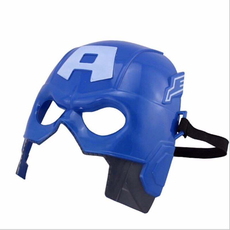 Kapetan Amerika Otroški maski za zabave Cosplay maska - Prazniki in zabave - Fotografija 2