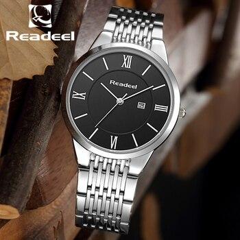 02358e4397ba 2017 relojes deportivos de moda Readeel de marca de lujo para hombre ...