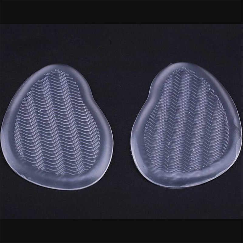 1 คู่ซิลิโคนเจลเบาะ Insoles Metatarsal Pad ใส่รองเท้า Insoles ศัลยกรรมกระดูก