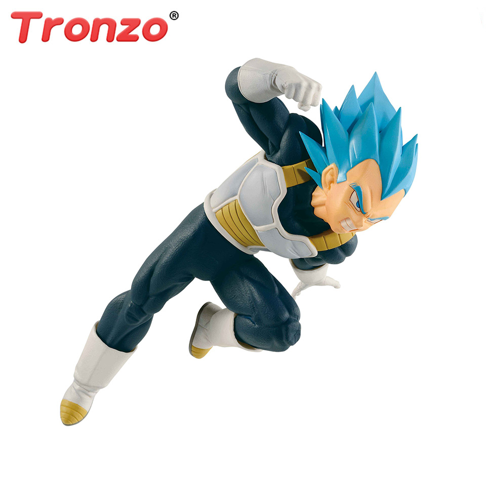 Tronzo Original Banpresto Figure Dragon Ball SUPER ULTIMATE SOLDIERS-THE MOVIE Broly Blue Vegeta PVC Figure Model Toys in StockTronzo Original Banpresto Figure Dragon Ball SUPER ULTIMATE SOLDIERS-THE MOVIE Broly Blue Vegeta PVC Figure Model Toys in Stock