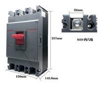 DELIXI CDM1/CDM3 3P 315A 350A 400A 500A 630A Air switch, circuit breaker