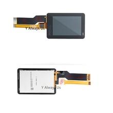 100% جديد تماما الأصلي ل Gopro بطل 5 شاشة تعمل باللمس الخلفية LCD ل Gopro 5 إصلاح LCD شاشة عرض تعمل باللمس