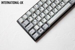 Image 4 - Kprepublic international norde EU UK ES FI FR NO IT PT DE HU vowel letter Cherry profile Dye Sub Keycap thick PBT para teclado