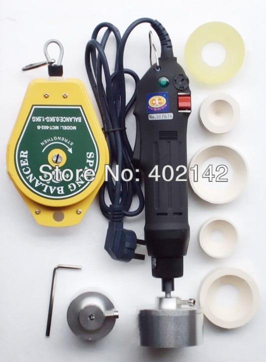 цена на Free shipping,Hand held bottle capping machine,screw capping machine,manual capper ( size:10-50mm)