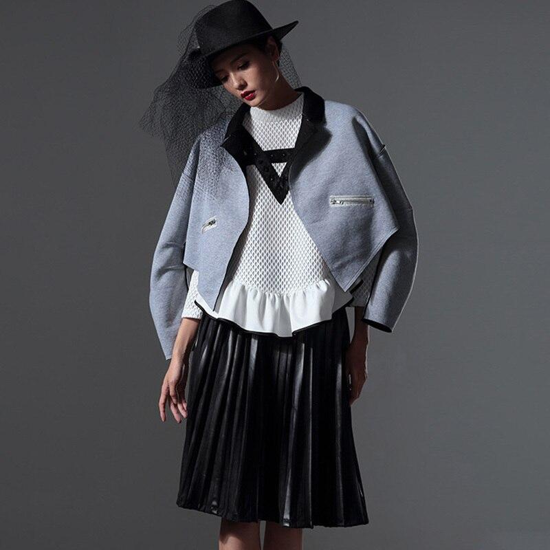 Hecho Verano Clásico 2018 Nuevo Moda Falda Cintura A ewq Black Azk89201s Negro Longitud Imperio De Mujeres Medida SXxwqP