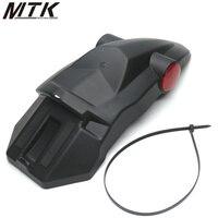 For HONDA CB500X CB500F CBR500R CB500R Motorcycle Accessories Rear Mudguard ABS Fairing FENDER Rear Extender Extension