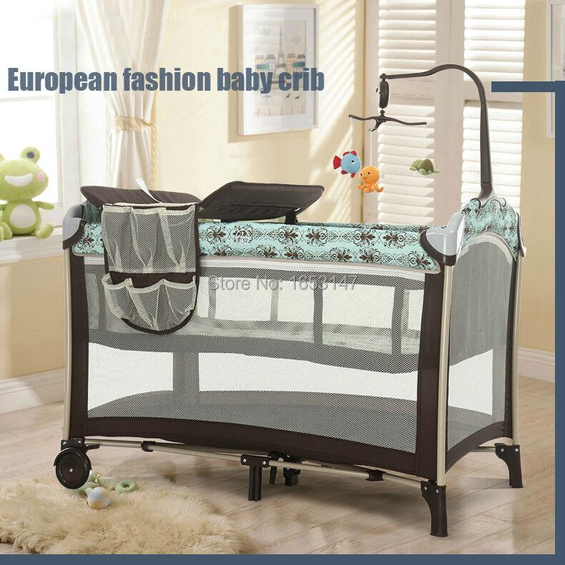 Bebé cunas portable de múltiples funciones del bebé del pesebre ...