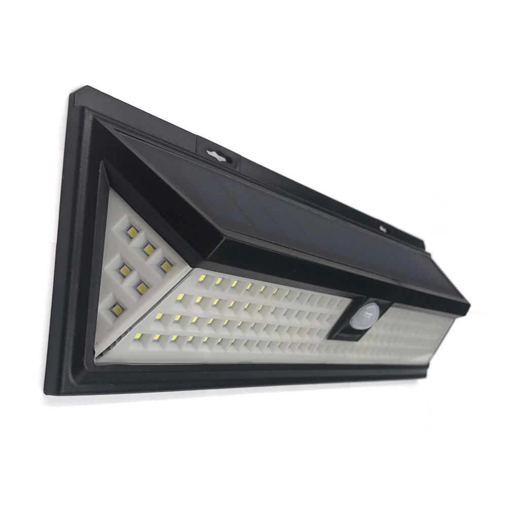 Solar Lights LED Motion Activated Wall Light Bright Waterproof Wireless Security Outdoor Lighting With Motion Sensor in Outdoor Wall Lamps from Lights Lighting