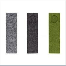 Wool Felt Pen Pouch Sleeve Holder Single Pencil Bag Case Christmas Holi