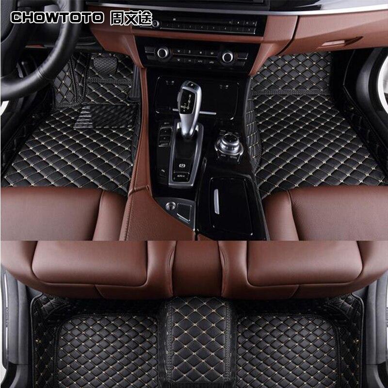 CHOWTOTO AA Mătură specială pentru podea BMW 1 3 5 7 Seria GT F10 - Accesorii interioare auto