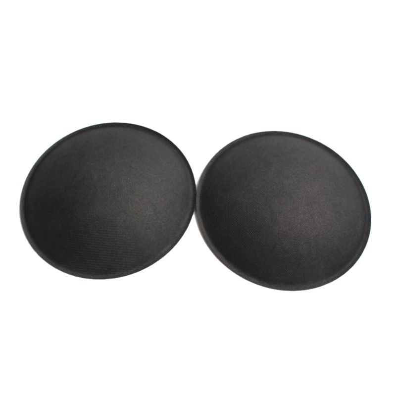 2PCS 130MM/150MM Grey Black Audio Speaker Dust Cap Hard Paper Dust Cover For Subwoofer Woofer Repair Accessories Parts