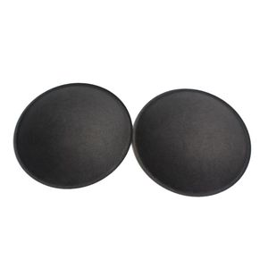 Image 1 - Caixa de som cinza preta para áudio, 2 peças, 130mm/150mm, tampa de papel rígido para proteger poeira, subwoofer woofer acessórios de reparo de peças