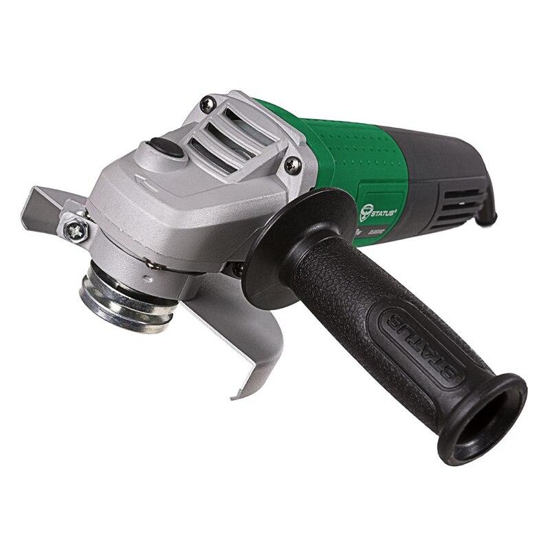 Angle grinder STATUS SH125F kalibr mshu 125 955 electric angle grinder polisher machine hand wheel grinder tool