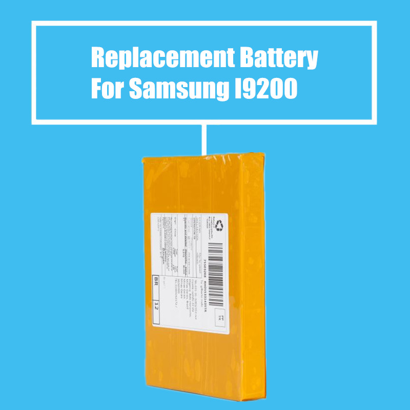 Limited Stock 3200mAh Replacement <font><b>Battery</b></font> B700BC For <font><b>Samsung</b></font> <font><b>I9200</b></font> High Quality image