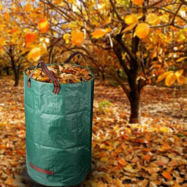 Reusable Garden Leaves Storage Bag