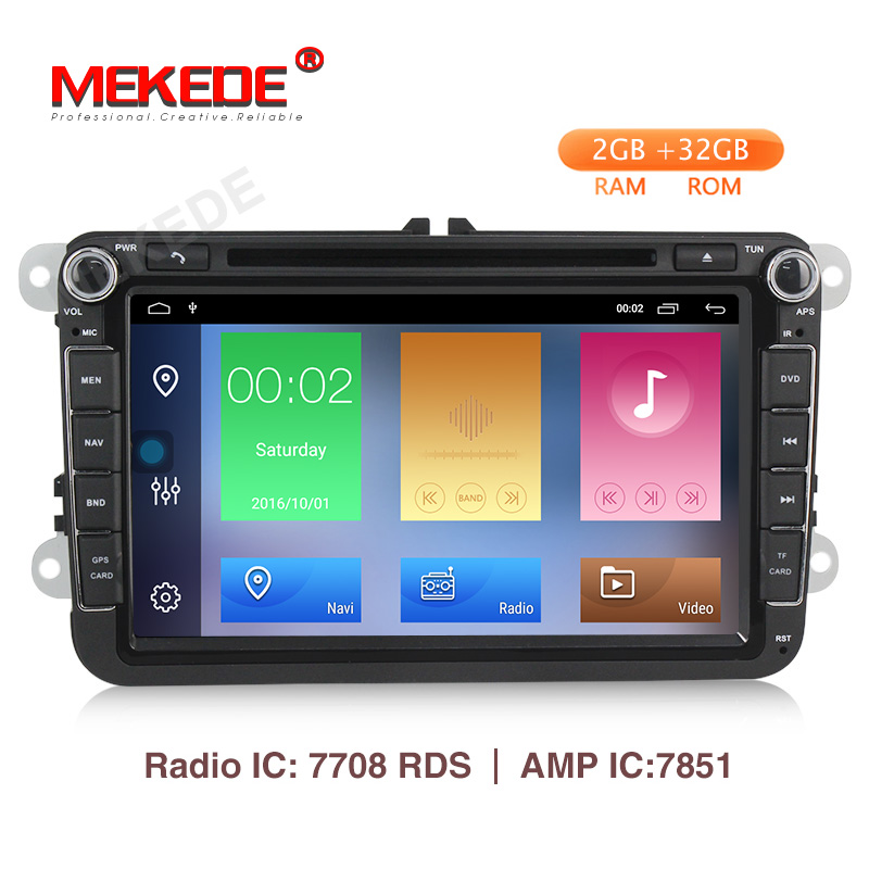 Android 9.1 8inch 2 din Car Dvd Multimedia Player Radio For Volkswagen Golf Polo Tiguan Touran Passat b7 b6 SEAT Octavia GPSAndroid 9.1 8inch 2 din Car Dvd Multimedia Player Radio For Volkswagen Golf Polo Tiguan Touran Passat b7 b6 SEAT Octavia GPS