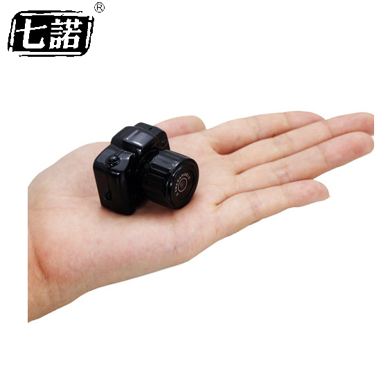 Seven Promise New Portable Smallest HD Webcam Mini Camera Video Recorder Camcorder DV DVR Y2000,Drop Shipping Support SD Card portable smallest 720p hd webcam super mini video camera 640 480 480p dv dvr recorder camcorder 720p jpg photo