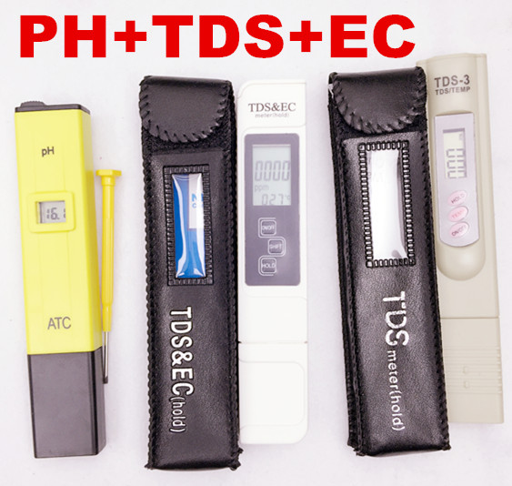 Aquarium Conductivity Meter : Aliexpress buy pcs lot tds ec meter tester ph