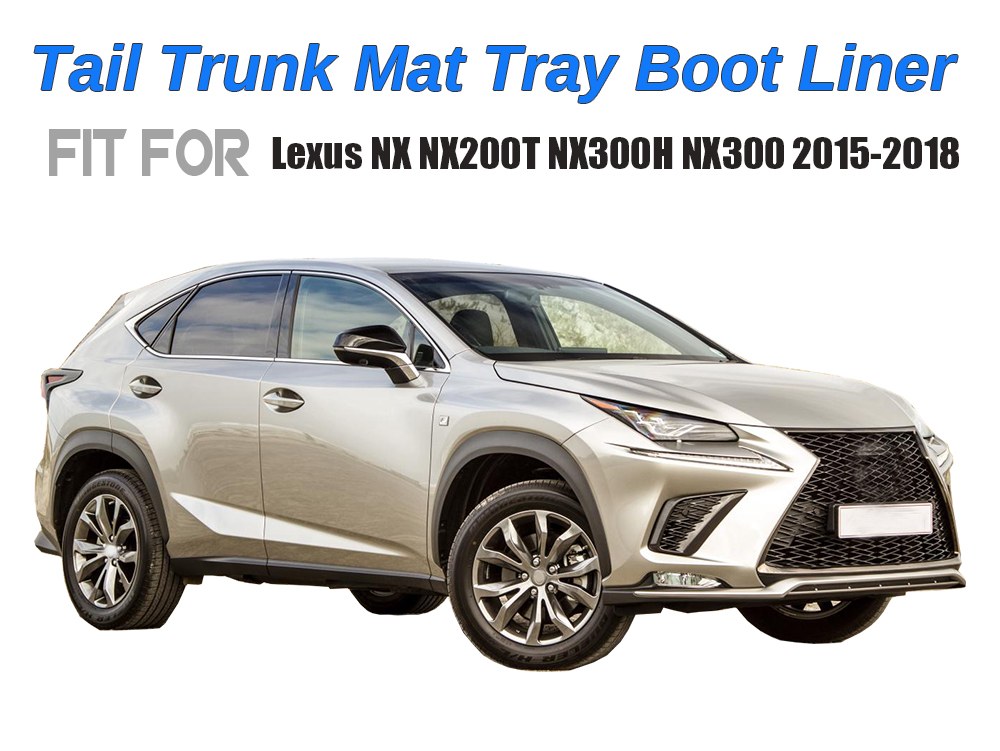 2015-2018 Lexus NX Select-Fit Car Cover