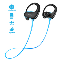8GB MP3 PLAYER Bluetooth headphone waterproof Sport MP3 music player bluetooth earphone wireless headphones MP3 Player headset