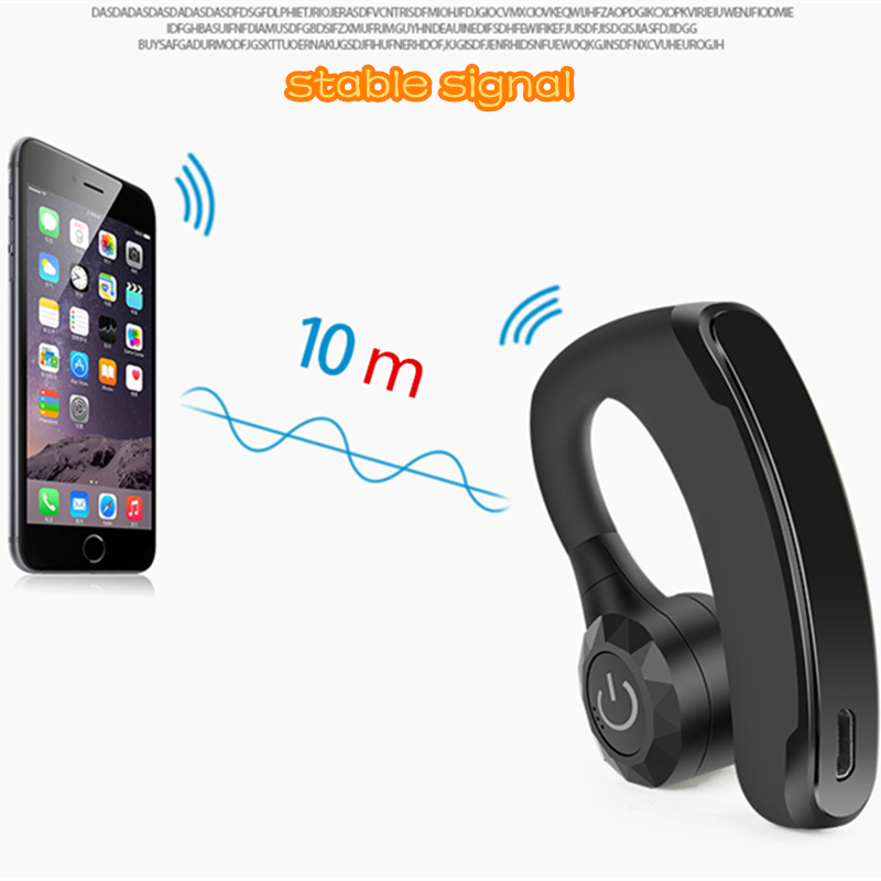 V11 business wireless bluetooth headset (5)