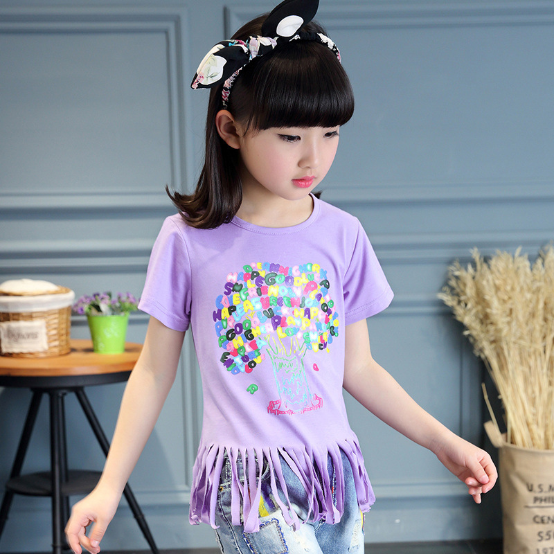 Popular Junior Girls Tops-Buy Cheap Junior Girls Tops lots from ...