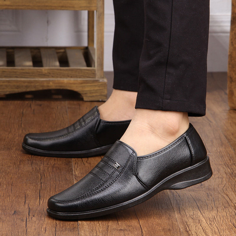 Mazefeng New Summer Comfortable Slip-On Genuine Leather Loafers For Men Shoes Moccasins Office Business Dress Formal Male Shoes