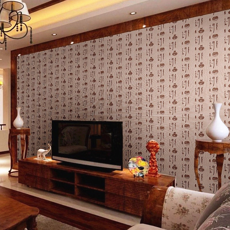 Papel De Parede Music Store Wallpaper Living Room Furniture Shop Restaurant Conference Study Background
