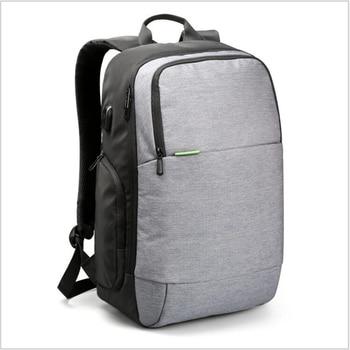 New Design Men Backpack High School Bags for Teenage Book Bag Waterproof USB Travelling Bag Femal Male 14inch Laptop Backpacks new style school bags for boys