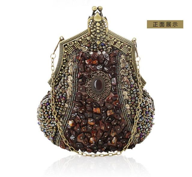 Embroider Beads Women...