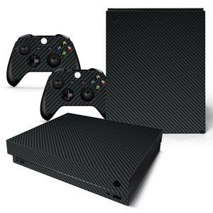 Vinyl Skin For Microsoft XBOX ONE X Console and Controllers Sticker Cover Skins For X box One X Decal(China)