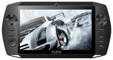 Negro 7 pulgadas para Func Titan-03 tableta pantalla táctil capacitiva digitalizador vidrio reemplazo envío gratis