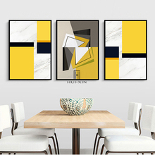 Abstract Canvas Printing Modern Posters Mysterical Geometry Square Retangle Triangles Line Decorative Paintings For Home Decor wall art abstract canvas printing modern posters gorgeous lotus leaf lotus root in lake decorative paintings for home decoration