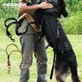 REEBOW Trela Do Cão Treinamento TÁTICO Militar DOS EUA K9 Avançada 1000D Heavy Duty Bungee Cão Retrátil Chumbo Cão Polícia SWAT