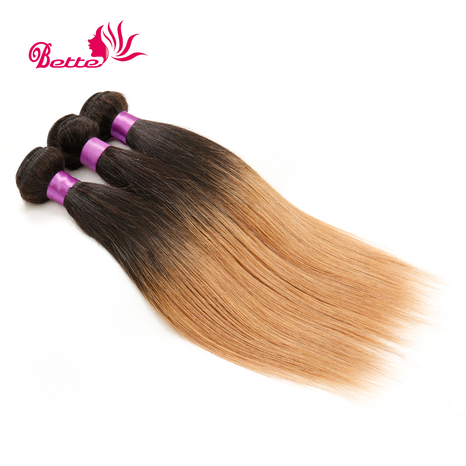 7a ombre hair extensions 1b27 brown dark roots blonde human hair 7a ombre hair extensions 1b27 brown dark roots blonde human hair weave peruvian straight 3 bundles pervian virgin hair straight in hair weaves from hair pmusecretfo Choice Image