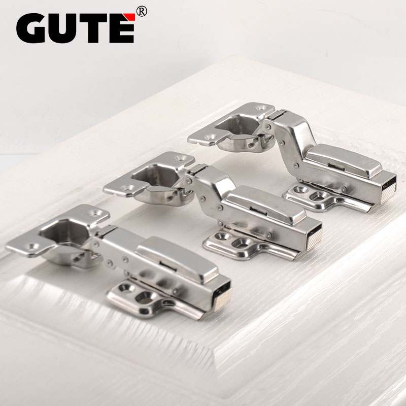 GUTE 201 Stainless Steel Cabinet Hinge Hydraulic Buffer